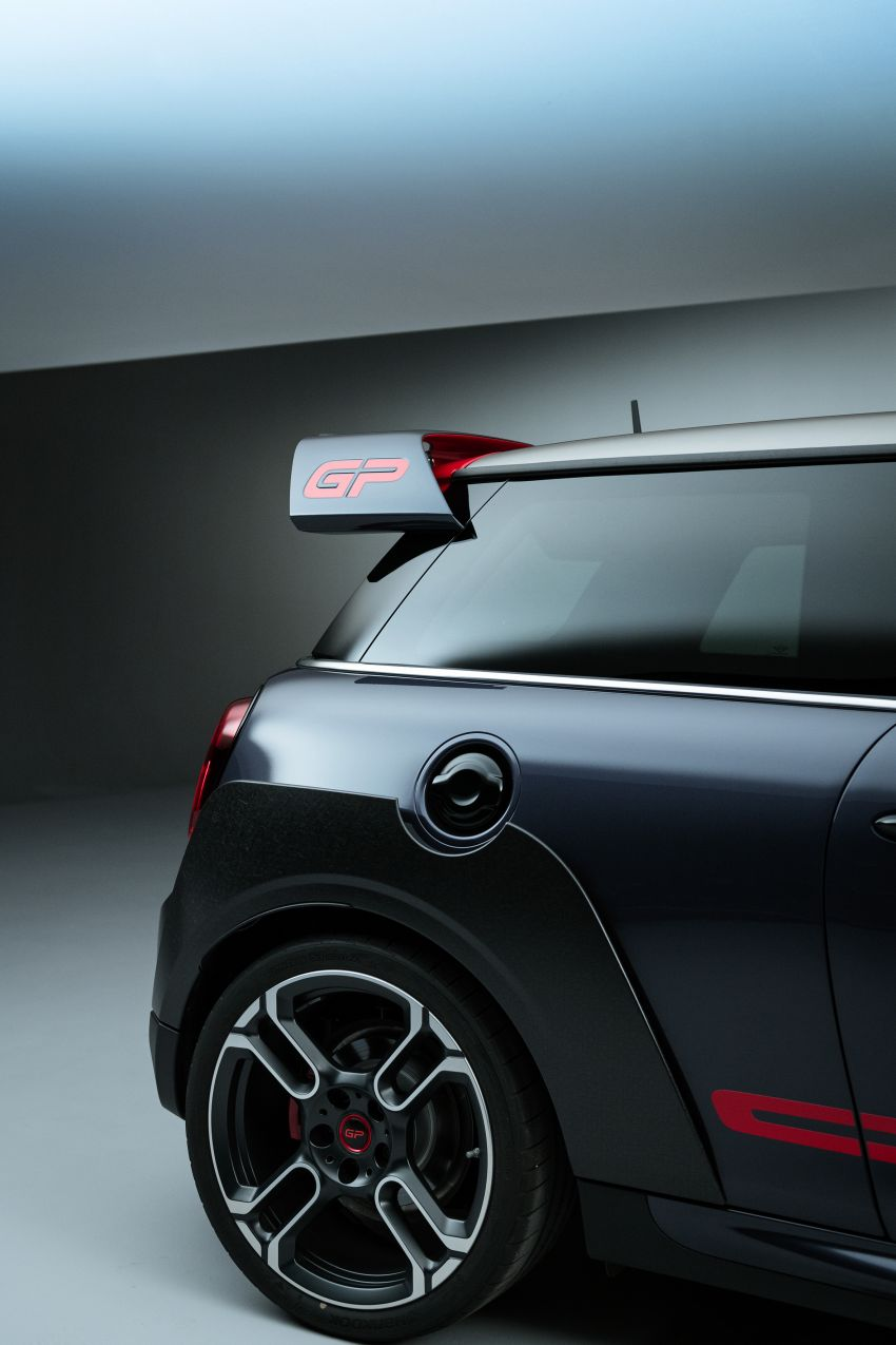 2020 MINI John Cooper Works GP: 306 hp, 450 Nm, 0-100 km/h in 5.2s, 265 km/h Vmax – 3,000 units only! Image #1047660