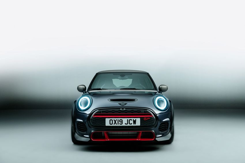 2020 MINI John Cooper Works GP: 306 hp, 450 Nm, 0-100 km/h in 5.2s, 265 km/h Vmax – 3,000 units only! Image #1047661