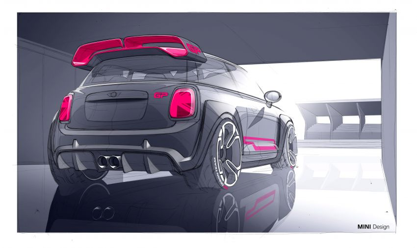 2020 MINI John Cooper Works GP: 306 hp, 450 Nm, 0-100 km/h in 5.2s, 265 km/h Vmax – 3,000 units only! Image #1047671