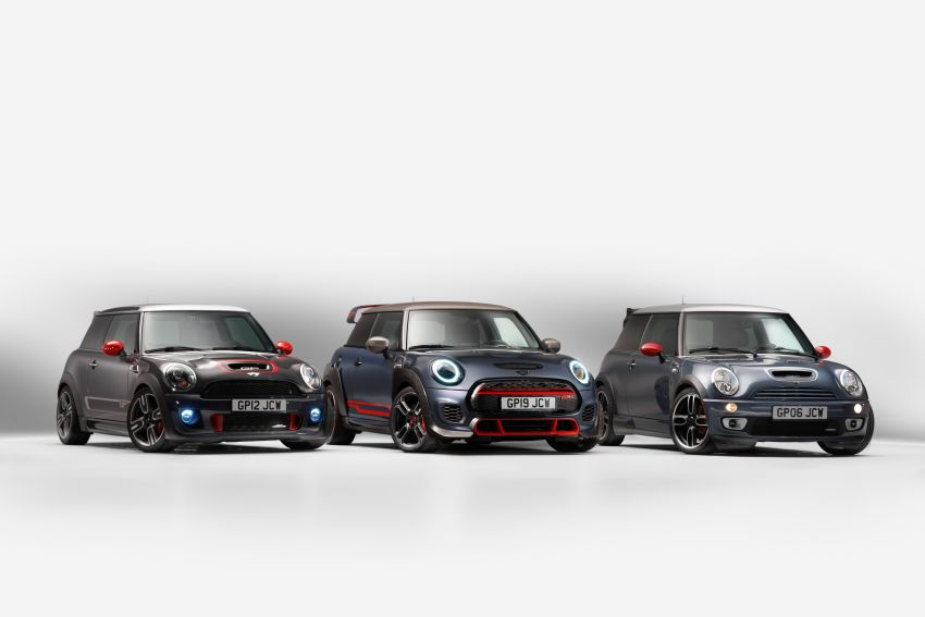 2020 MINI John Cooper Works GP: 306 hp, 450 Nm, 0-100 km/h in 5.2s, 265 km/h Vmax – 3,000 units only! Image #1047672