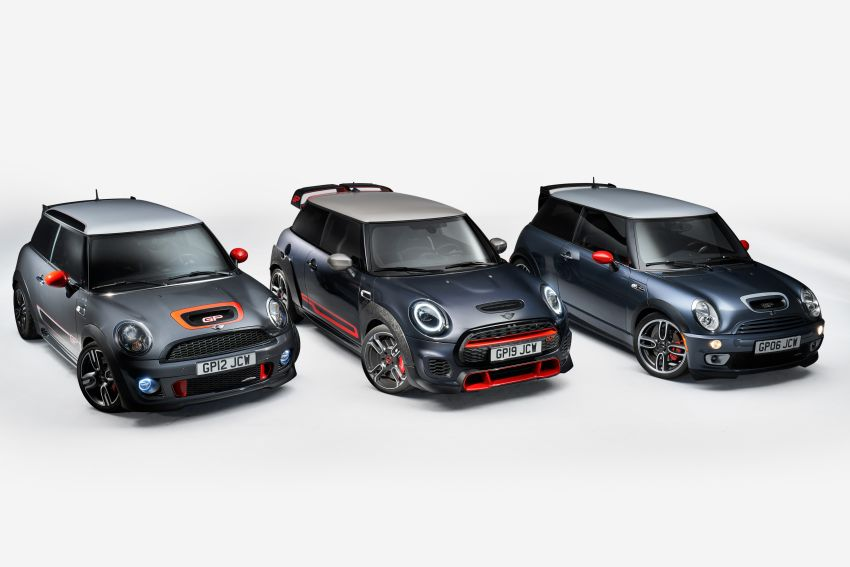 2020 MINI John Cooper Works GP: 306 hp, 450 Nm, 0-100 km/h in 5.2s, 265 km/h Vmax – 3,000 units only! Image #1047675