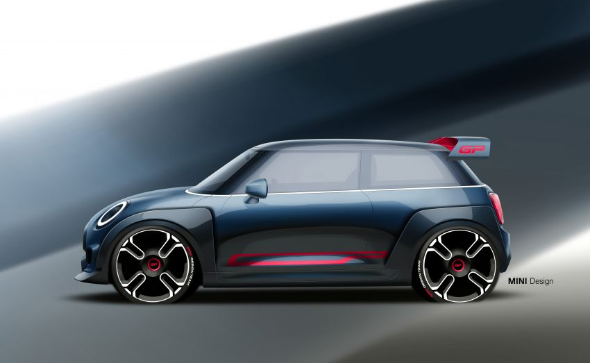 2020 MINI John Cooper Works GP: 306 hp, 450 Nm, 0-100 km/h in 5.2s, 265 km/h Vmax – 3,000 units only! Image #1047644
