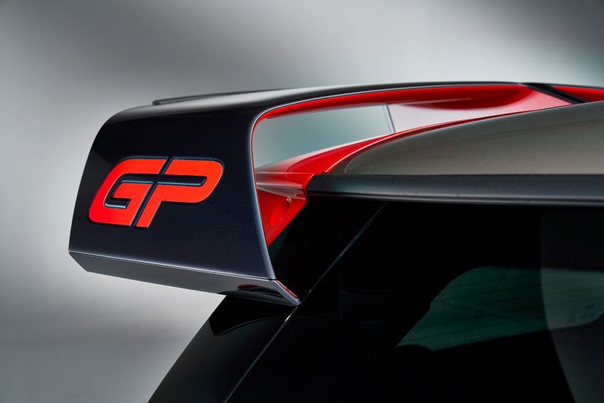 2020 MINI John Cooper Works GP: 306 hp, 450 Nm, 0-100 km/h in 5.2s, 265 km/h Vmax – 3,000 units only! Image #1047714