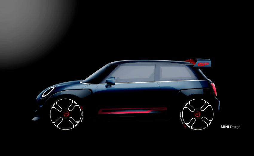 2020 MINI John Cooper Works GP: 306 hp, 450 Nm, 0-100 km/h in 5.2s, 265 km/h Vmax – 3,000 units only! Image #1047645