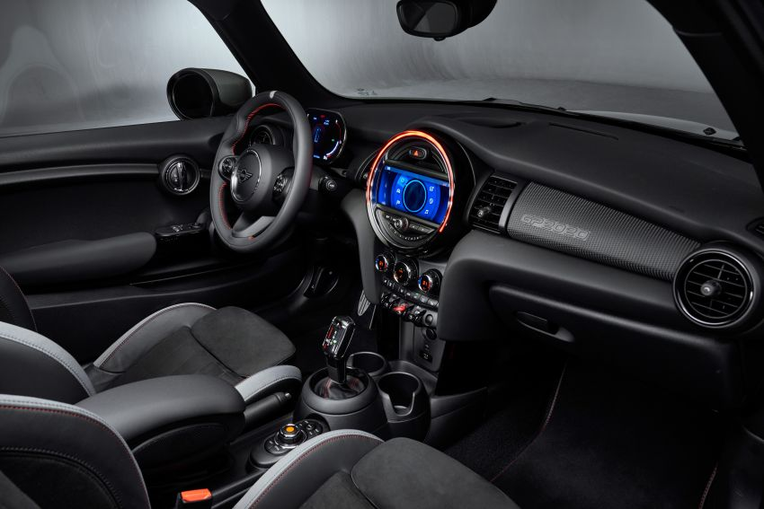 2020 MINI John Cooper Works GP: 306 hp, 450 Nm, 0-100 km/h in 5.2s, 265 km/h Vmax – 3,000 units only! Image #1047743
