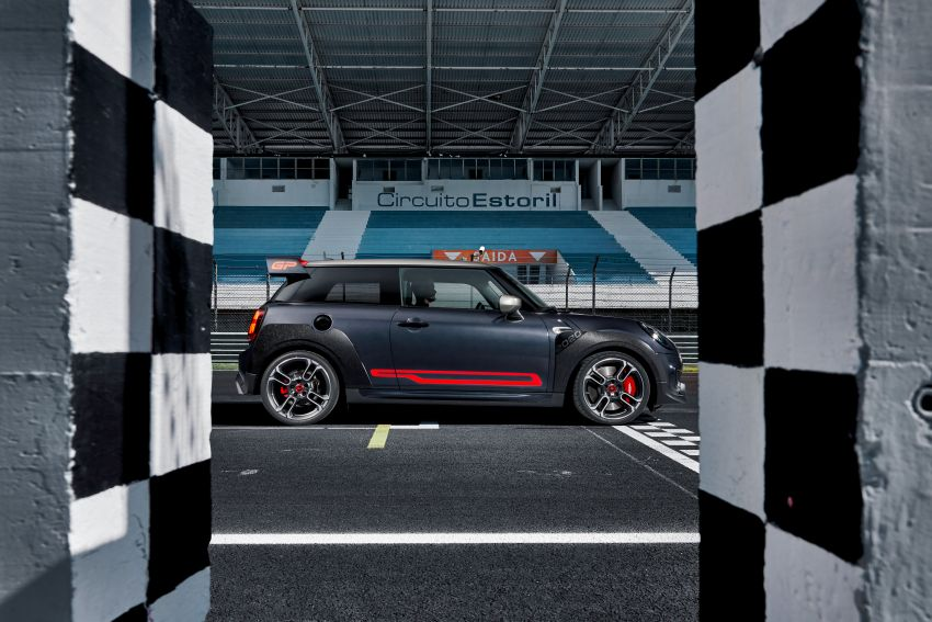 2020 MINI John Cooper Works GP: 306 hp, 450 Nm, 0-100 km/h in 5.2s, 265 km/h Vmax – 3,000 units only! Image #1047755