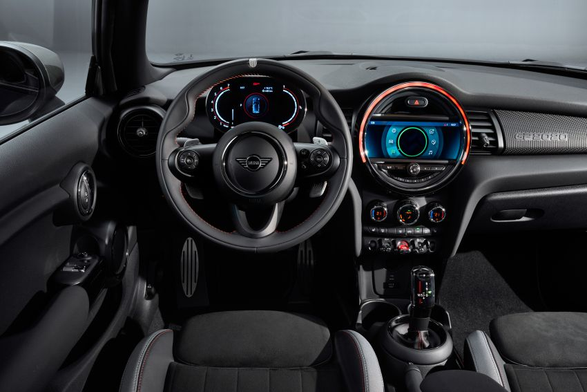 2020 MINI John Cooper Works GP: 306 hp, 450 Nm, 0-100 km/h in 5.2s, 265 km/h Vmax – 3,000 units only! Image #1047803