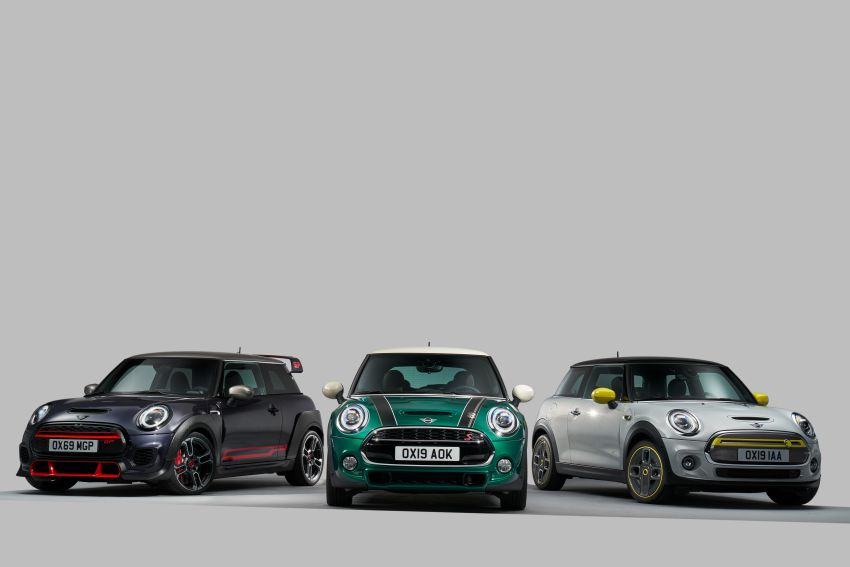 2020 MINI John Cooper Works GP: 306 hp, 450 Nm, 0-100 km/h in 5.2s, 265 km/h Vmax – 3,000 units only! Image #1047818