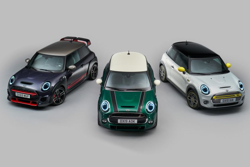 2020 MINI John Cooper Works GP: 306 hp, 450 Nm, 0-100 km/h in 5.2s, 265 km/h Vmax – 3,000 units only! Image #1047822