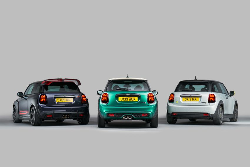 2020 MINI John Cooper Works GP: 306 hp, 450 Nm, 0-100 km/h in 5.2s, 265 km/h Vmax – 3,000 units only! Image #1047830