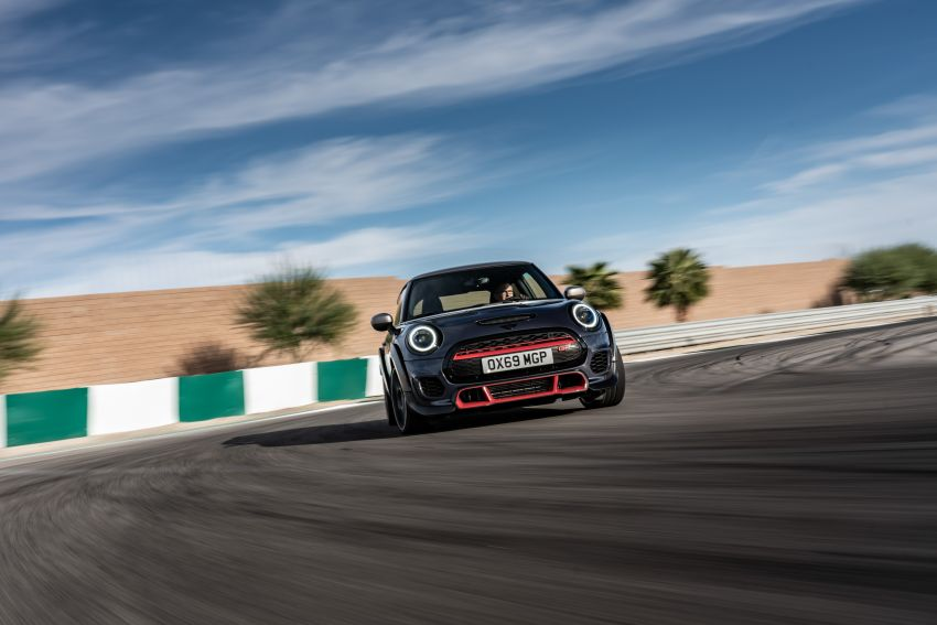 2020 MINI John Cooper Works GP: 306 hp, 450 Nm, 0-100 km/h in 5.2s, 265 km/h Vmax – 3,000 units only! Image #1047865