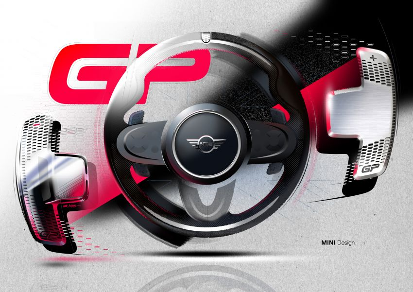 2020 MINI John Cooper Works GP: 306 hp, 450 Nm, 0-100 km/h in 5.2s, 265 km/h Vmax – 3,000 units only! Image #1047647