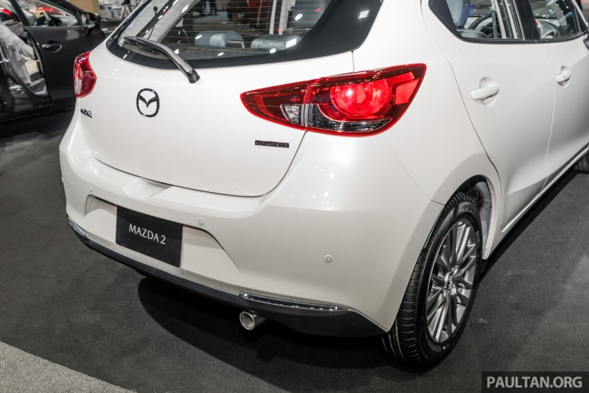2020 Mazda 2 facelift launched at Thailand Motor Expo – 1.3L petrol and 1.5L diesel; 7 variants; from RM75k Image #1053427