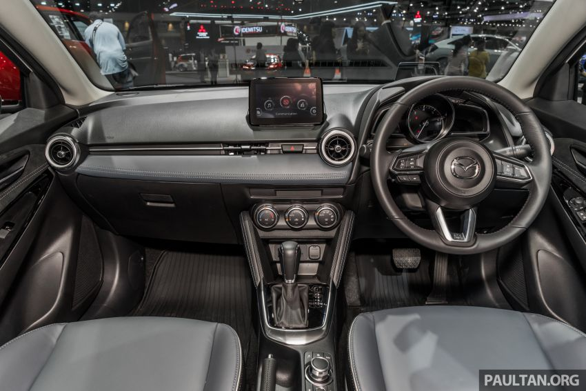 2020 Mazda 2 facelift launched at Thailand Motor Expo – 1.3L petrol and 1.5L diesel; 7 variants; from RM75k Image #1053433
