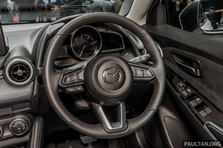 2020 Mazda 2 facelift launched at Thailand Motor Expo – 1.3L petrol and 1.5L diesel; 7 variants; from RM75k Image #1053435