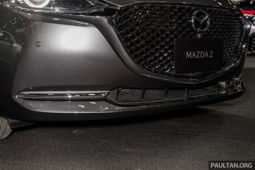 2020 Mazda 2 facelift launched at Thailand Motor Expo – 1.3L petrol and 1.5L diesel; 7 variants; from RM75k Image #1053457