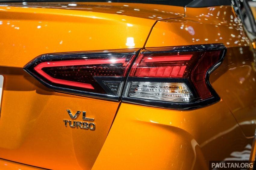 2019 Thai Motor Expo: New Nissan Almera 1.0L Turbo Image #1053379