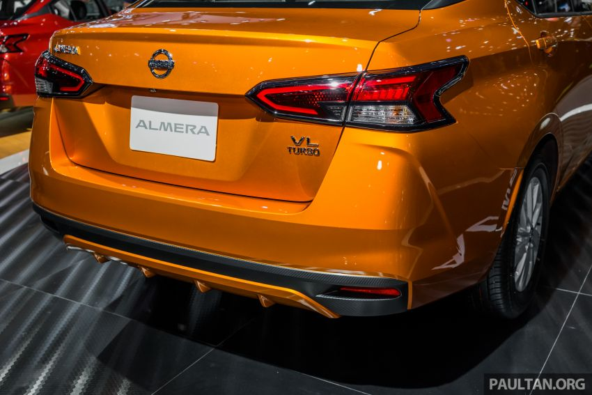 2019 Thai Motor Expo: New Nissan Almera 1.0L Turbo Image #1053380