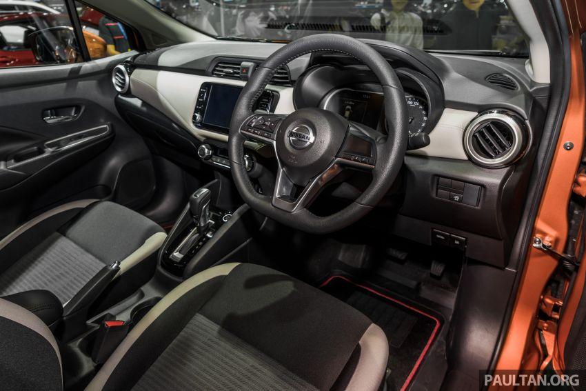 2019 Thai Motor Expo: New Nissan Almera 1.0L Turbo Image #1053384