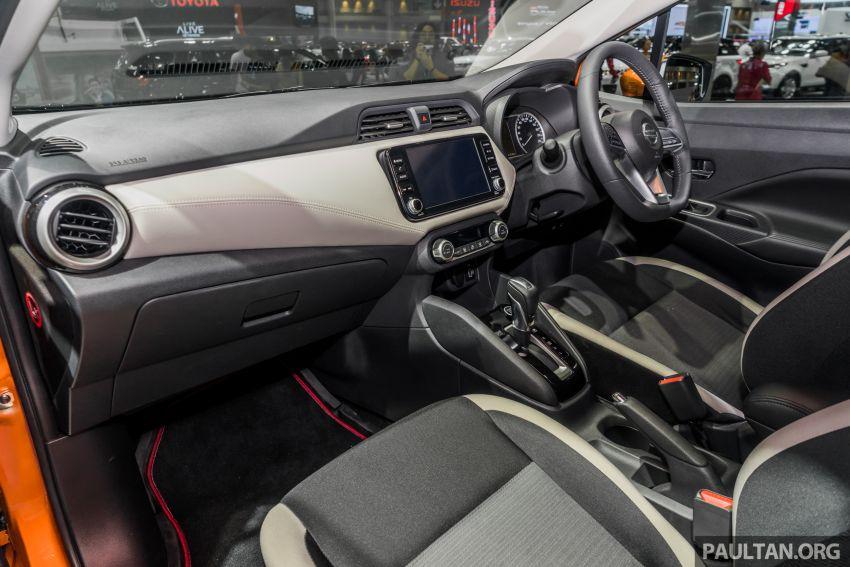 2019 Thai Motor Expo: New Nissan Almera 1.0L Turbo Image #1053386