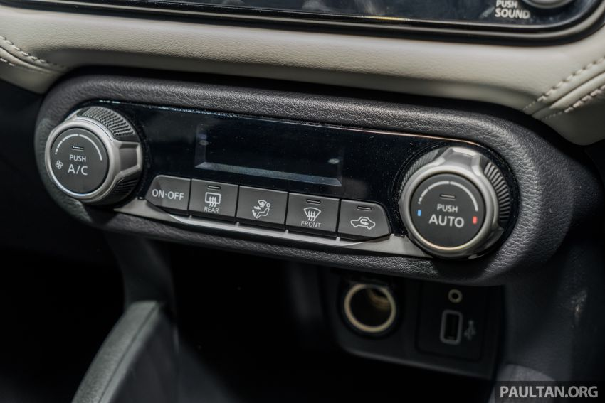 2019 Thai Motor Expo: New Nissan Almera 1.0L Turbo Image #1053394