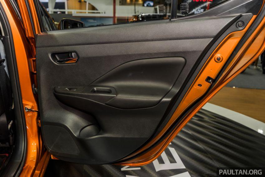 2019 Thai Motor Expo: New Nissan Almera 1.0L Turbo Image #1053401