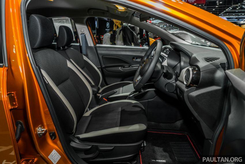 2019 Thai Motor Expo: New Nissan Almera 1.0L Turbo Image #1053403