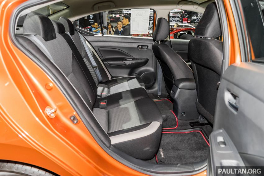 2019 Thai Motor Expo: New Nissan Almera 1.0L Turbo Image #1053404