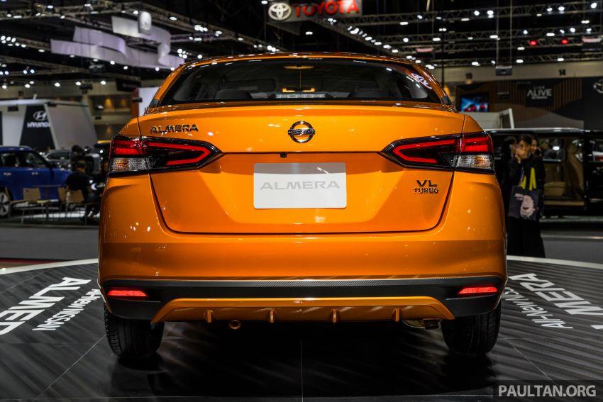 2019 Thai Motor Expo: New Nissan Almera 1.0L Turbo Image #1053371