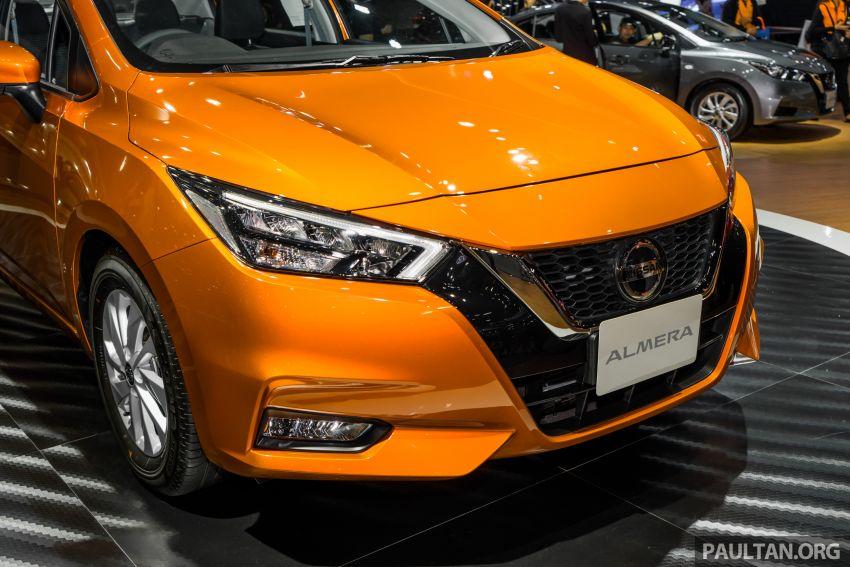 2019 Thai Motor Expo: New Nissan Almera 1.0L Turbo Image #1053372