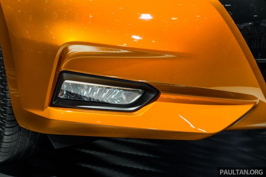 2019 Thai Motor Expo: New Nissan Almera 1.0L Turbo Image #1053375