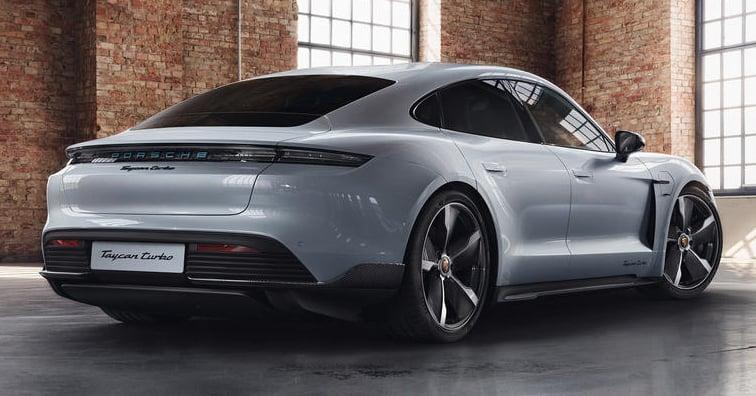 Porsche reveals Exclusive Taycan: accessories galore! Image #1051706