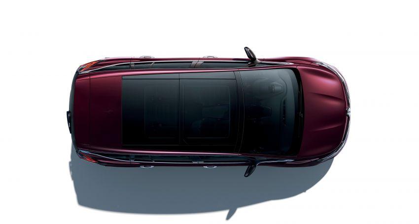 2020 Renault Espace facelift receives subtle tweaks Image #1051446