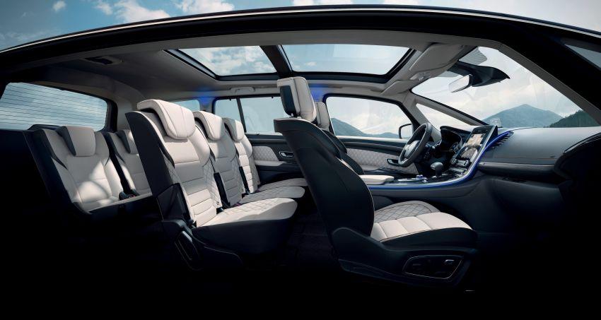 2020 Renault Espace facelift receives subtle tweaks Image #1051461