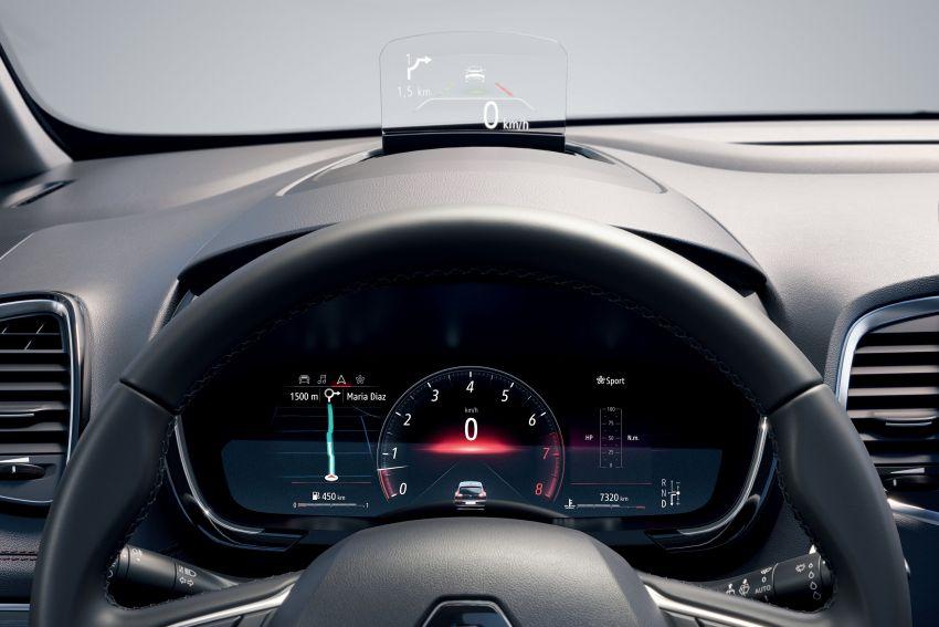 2020 Renault Espace facelift receives subtle tweaks Image #1051464