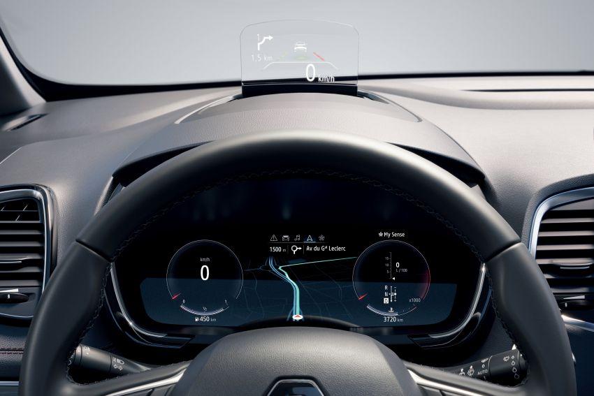 2020 Renault Espace facelift receives subtle tweaks Image #1051465