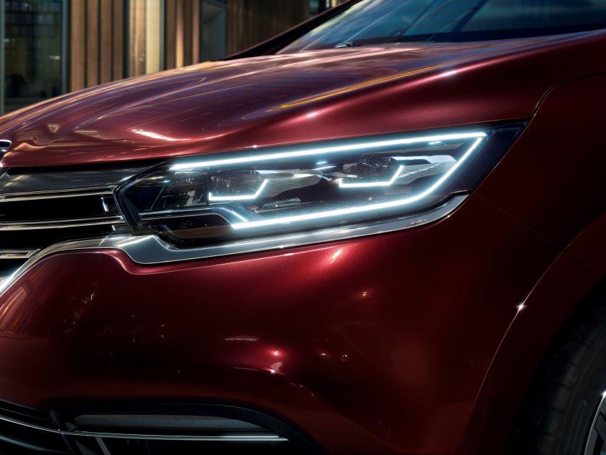 2020 Renault Espace facelift receives subtle tweaks Image #1051438