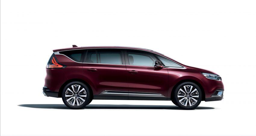 2020 Renault Espace facelift receives subtle tweaks Image #1051442