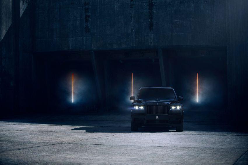 Rolls-Royce Cullinan Black Badge – blackest RR yet! Image #1044140