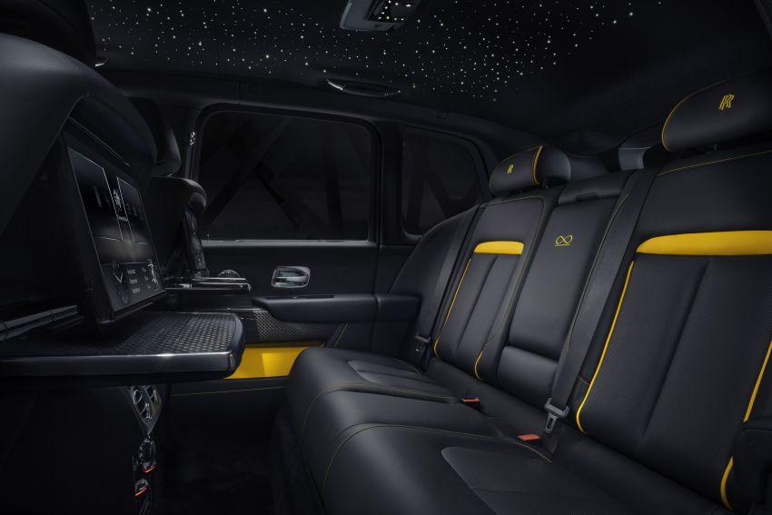 Rolls-Royce Cullinan Black Badge – blackest RR yet! Image #1044158