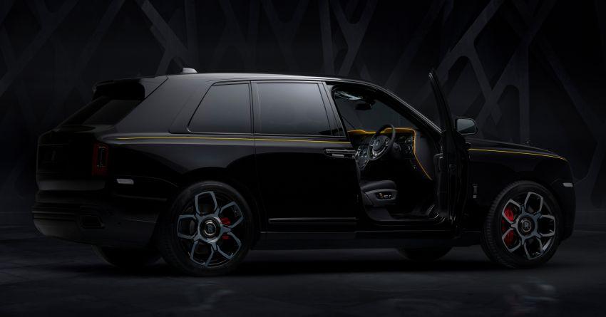 Rolls-Royce Cullinan Black Badge – blackest RR yet! Image #1044145