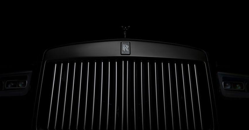Rolls-Royce Cullinan Black Badge – blackest RR yet! Image #1044146