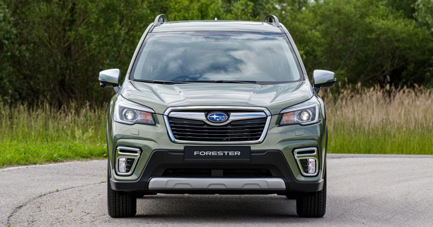2020 Subaru Forester e-Boxer on sale in the UK – 2.0L hybrid engine up to 10% more frugal, improved safety Image #1051495