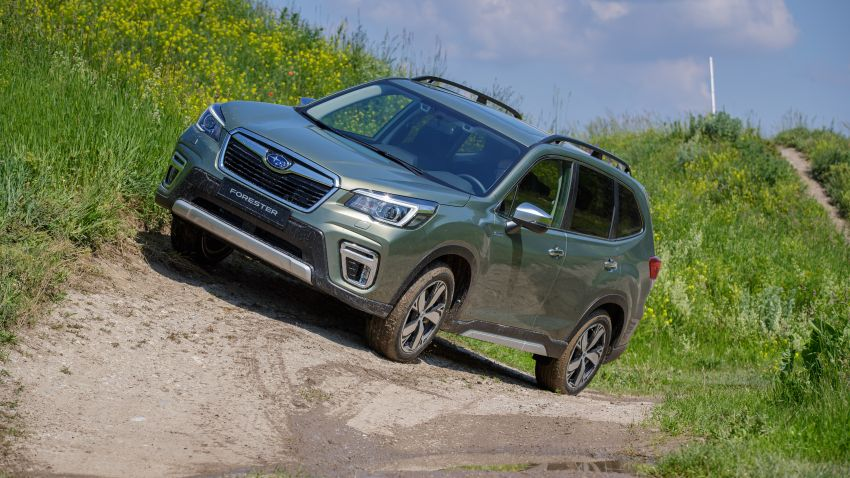 2020 Subaru Forester e-Boxer on sale in the UK – 2.0L hybrid engine up to 10% more frugal, improved safety Image #1051509