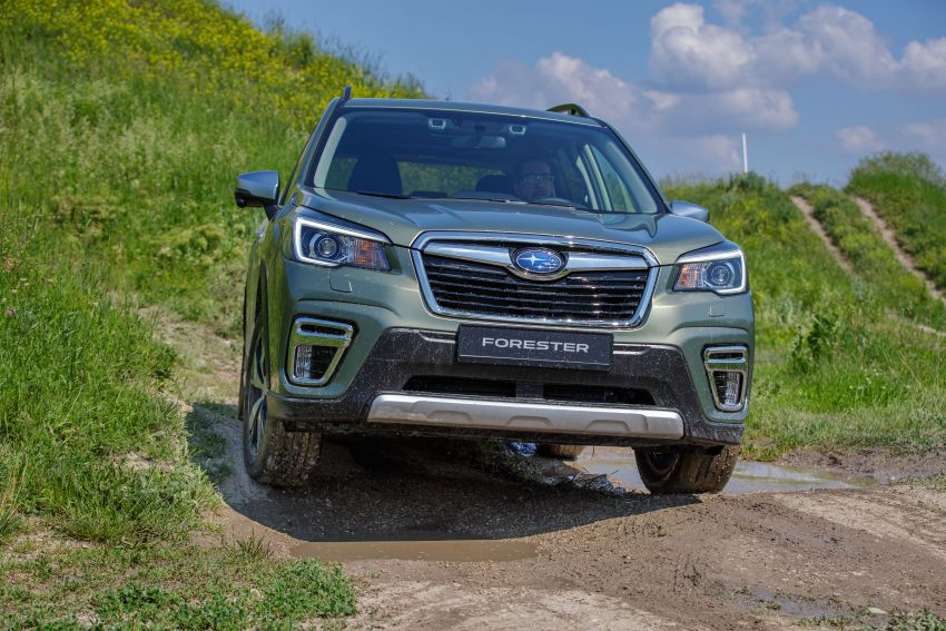 2020 Subaru Forester e-Boxer on sale in the UK – 2.0L hybrid engine up to 10% more frugal, improved safety Image #1051510