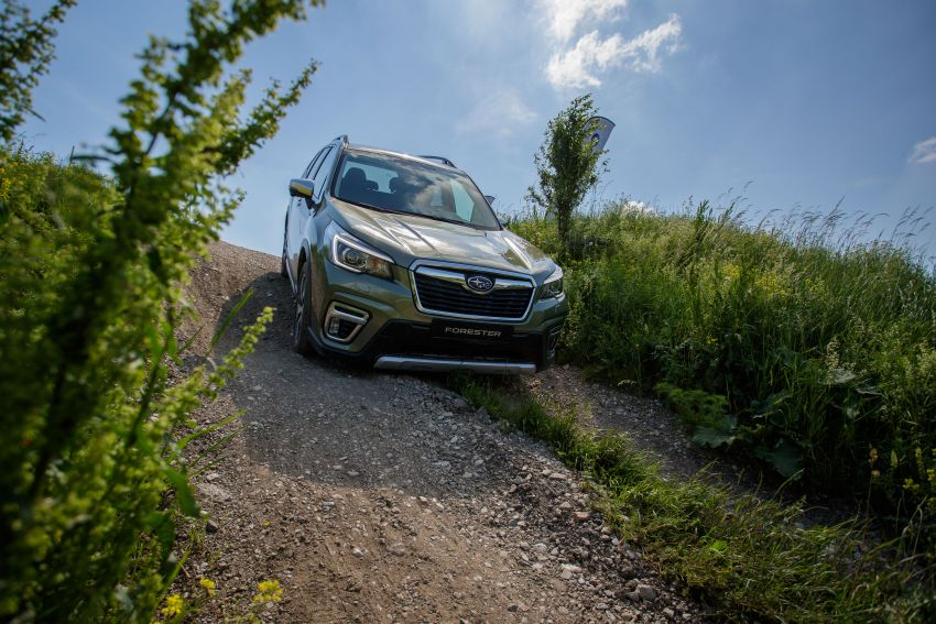 2020 Subaru Forester e-Boxer on sale in the UK – 2.0L hybrid engine up to 10% more frugal, improved safety Image #1051512