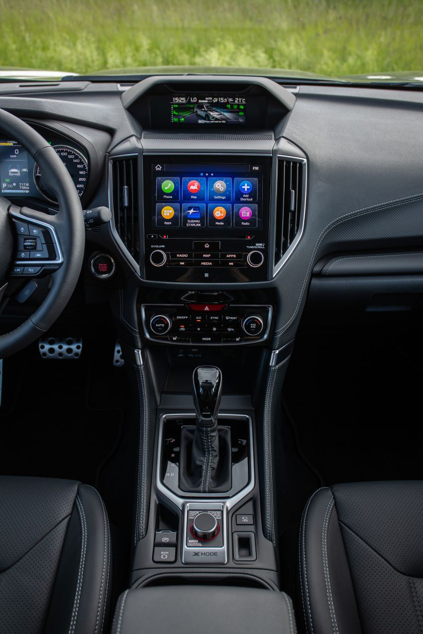 2020 Subaru Forester e-Boxer on sale in the UK – 2.0L hybrid engine up to 10% more frugal, improved safety Image #1051502