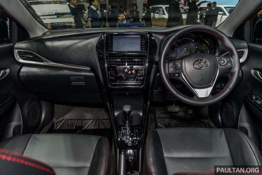 2020 Toyota Yaris and Yaris Ativ on display at Thailand Motor Expo – new 1.2L engine with VVT-iE; 3 variants Image #1053663
