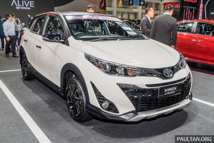 2020 Toyota Yaris and Yaris Ativ on display at Thailand Motor Expo – new 1.2L engine with VVT-iE; 3 variants Image #1053679