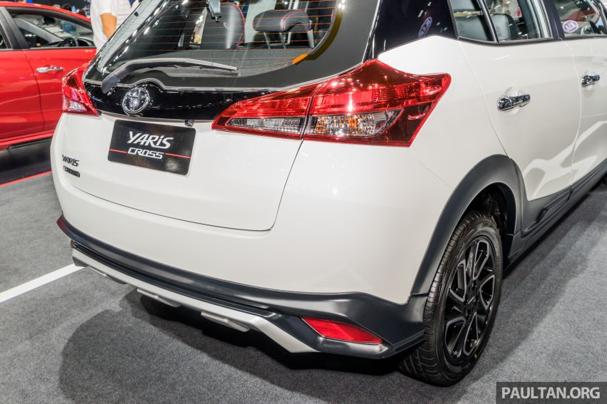 2020 Toyota Yaris and Yaris Ativ on display at Thailand Motor Expo – new 1.2L engine with VVT-iE; 3 variants Image #1053690